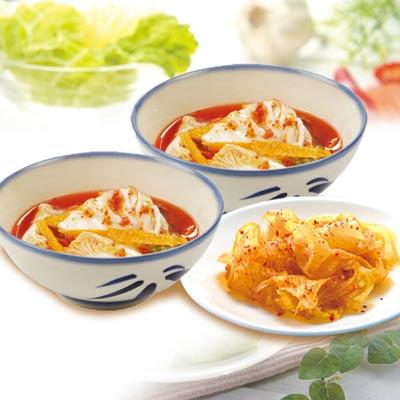 水果醇釀-花醋素泡菜3盒A組(純素)
