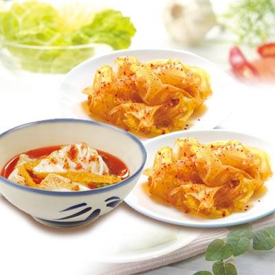 水果醇釀-花醋素泡菜3盒B組(純素)
