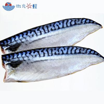 挪威薄鹽鯖魚片(140-160g/包)
