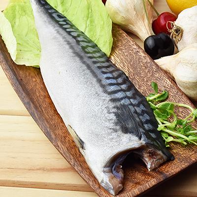 挪威頂級冰海鹽漬鯖魚(130±10g/包)