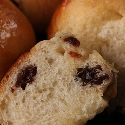 蘭姆葡萄園麵包(蛋奶素)(110g±5%/包)