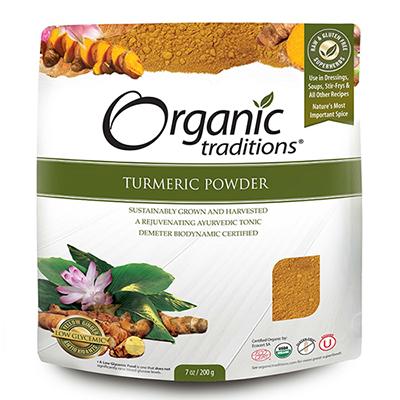 有機思維 Organic Traditions有機黃金薑黃粉