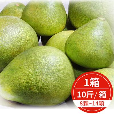 麻豆綜合組大小顆文旦10斤(8-14顆)1箱