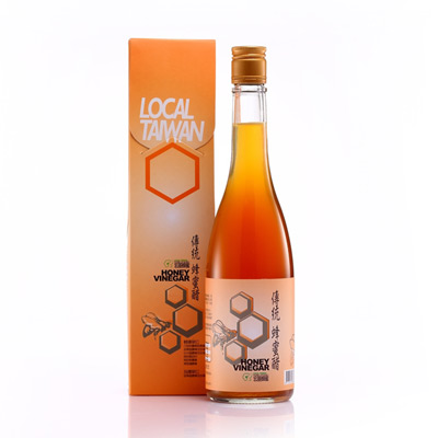 传统蜂蜜醋(500ml/瓶)