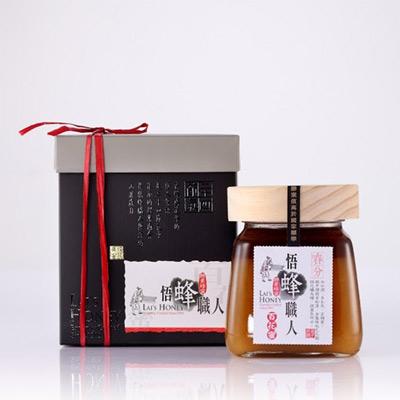 悟蜂職人-百花蜜(560g/瓶)