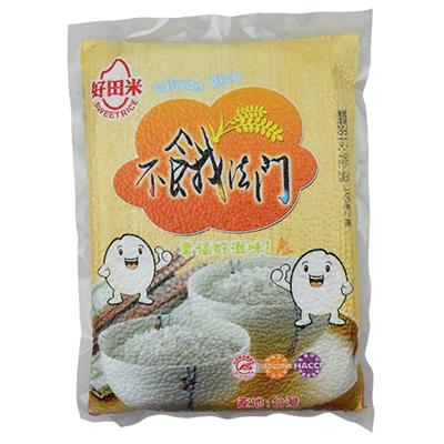 不饿法门-白米(CAS一等米)1.8kg/包