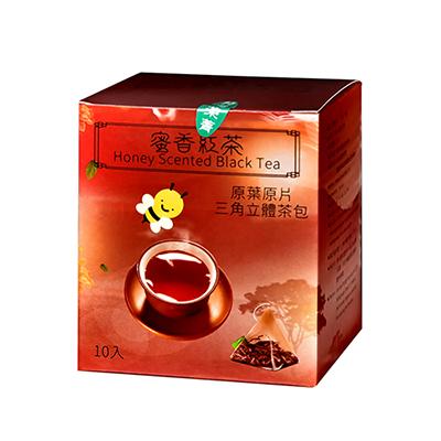 蜜香紅茶立體茶包(3g*10入/盒)