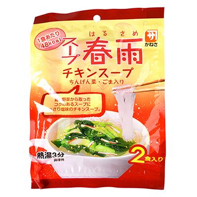 即食雞湯冬粉(15.5g*2入/包)