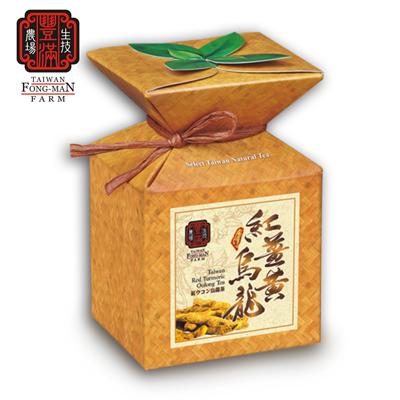 台灣特級紅薑黃烏龍茶20包入(3.5g/包)