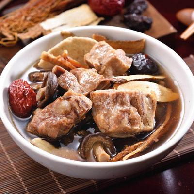 南洋肉骨茶(450g/包)
