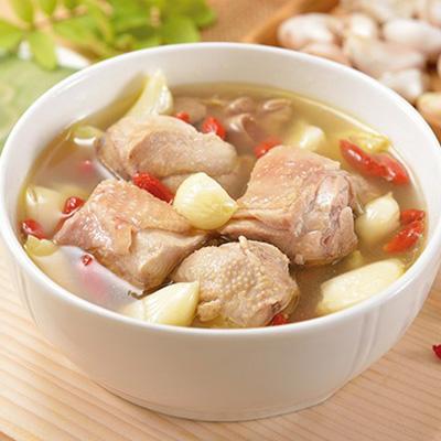 養生蒜頭雞(450g/包)
