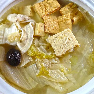 東北酸菜白肉鍋(1200g±10%/包)