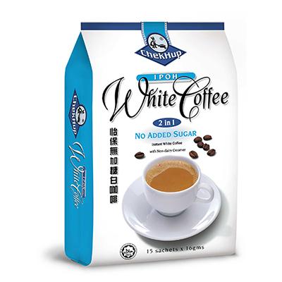 澤合怡保白咖啡無糖二合一(16gX15小包)