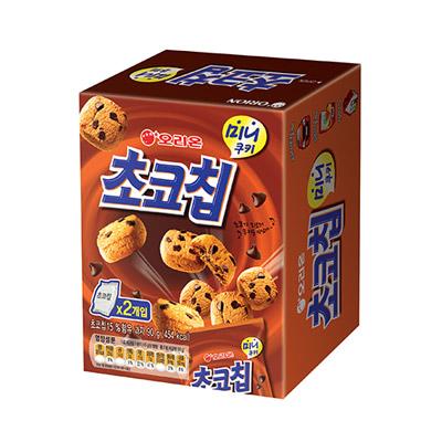 迷你巧克力脆片餅(45g/2入)