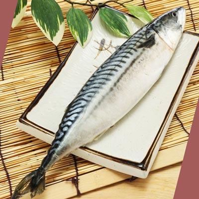 整尾挪威鯖魚(300g±10%/包)