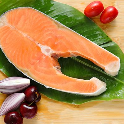 鮭魚切片(330g±10%/包)