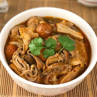 麻辣燙-豬肉(1200g/碗)