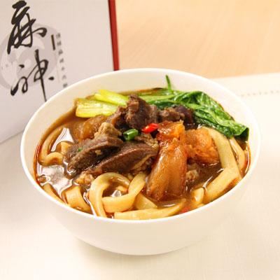 麻神頂級麻辣牛肉麵(730g/包)