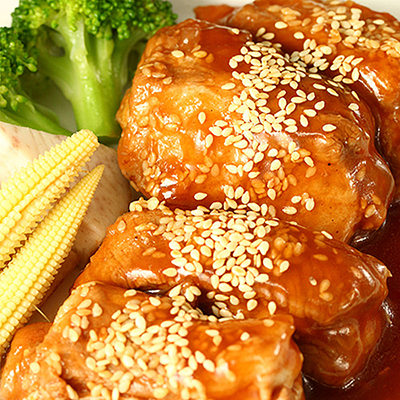 浙江料理-無錫排骨(360g±5%/包)