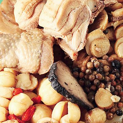 黄耆炖鸡煲(650g±5%/包)