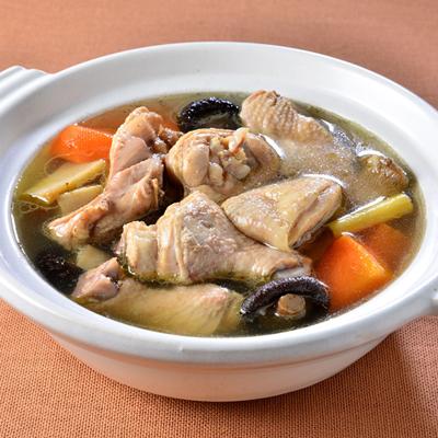 泰式香茅鮮菇雞湯(1500g±10%/包)