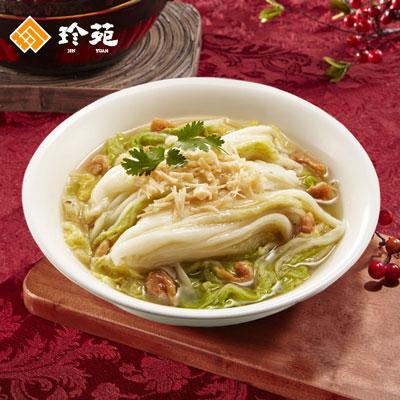 干貝開陽玉白菜(800g±30g/盒)