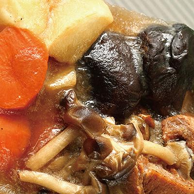 紅燒素肉片(全素食)(260g±5%/包)