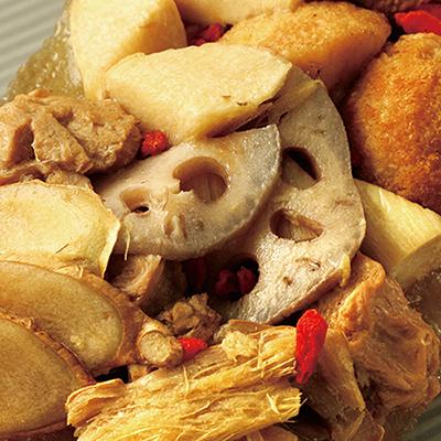 素麻油雞湯(全素食)(500g±5%/包)