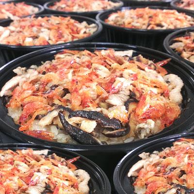 櫻花蝦油飯(450g/盒)