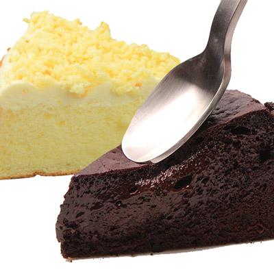 手作新滋味-半熟巧克力+復刻韓版地瓜蛋糕