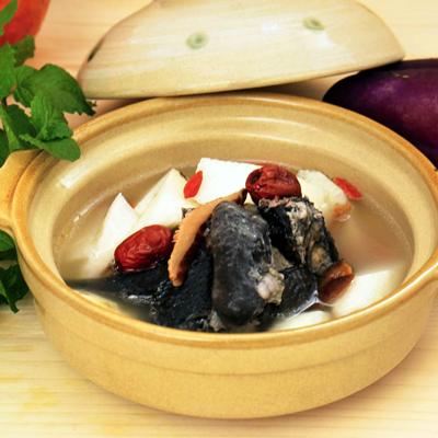 香菇山藥烏骨雞湯(380g±10%/包)