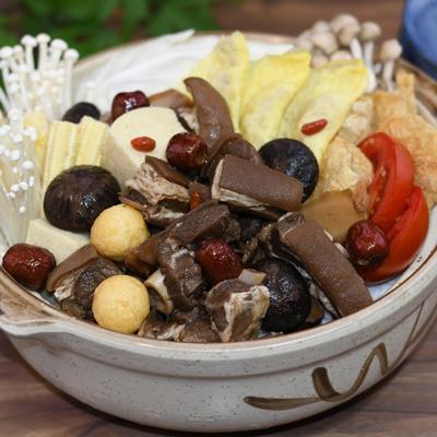 花雕藥膳羊肉鍋(1500g±10%/盒)