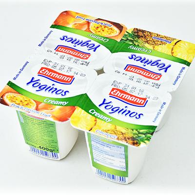 水果優格-蜜桃百香果+鳳梨