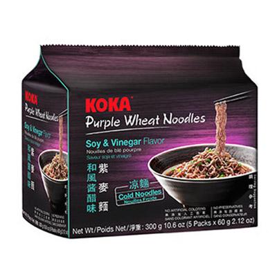 紫麥麵-和風醬醋味(涼麵)(60g*5包/袋)