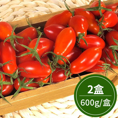 溫室栽種玉女小蕃茄2盒