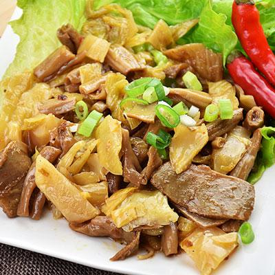 精燉酸菜脆腸(微辣)(200g±10%/包)