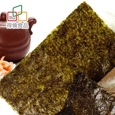 一片珍情日式海苔(泡菜味)-非素食(39g/包)