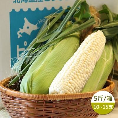 台灣北海道品種牛奶水果玉米5斤