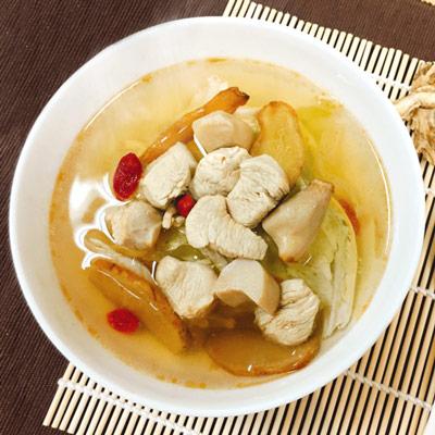 滋補麻油雞湯(420g±10%/包)