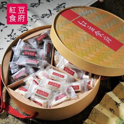 圓滿伴手禮盒(棗泥核桃糕*1+花生牛軋糖*2)
