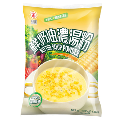 鲜奶油浓汤粉(1000g/包)