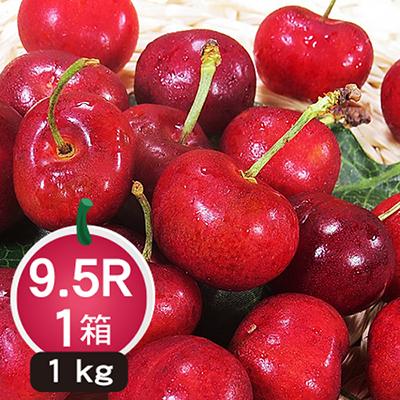 季節限定智利櫻桃1公斤(XJ/9.5R)*1箱