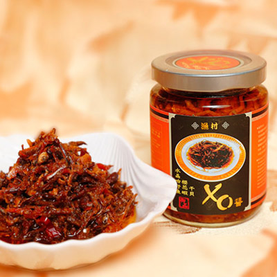 吻仔魚櫻花蝦干貝XO醬 (220g/罐)
