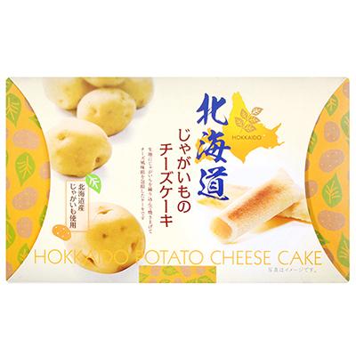 北海道馬鈴薯起士蛋糕禮盒(297g/盒)