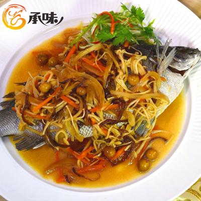 XO酱葱烧宝石鱼(800g±10%/盒)