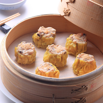 飛魚卵鮮蝦燒賣(180g/盒)