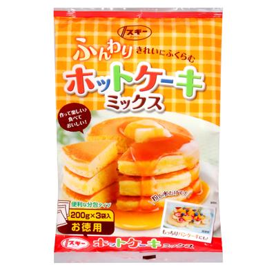 德用鬆餅粉(200g*3小包)