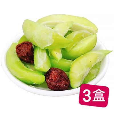 枋山陳家媽姨-手作汽水芒果青冰3盒