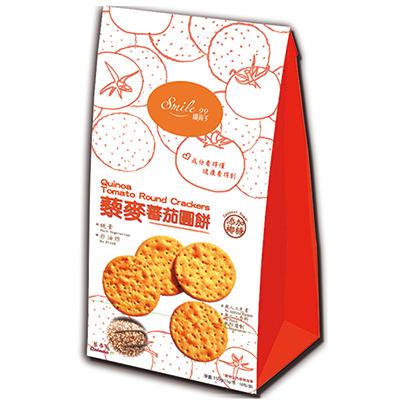 藜麥蕃茄圓餅-純素(150g/包)