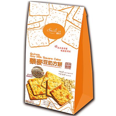 藜麥豆奶方餅-純素(150g/包)